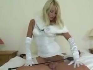 Domme uses slave Cuckold scotland