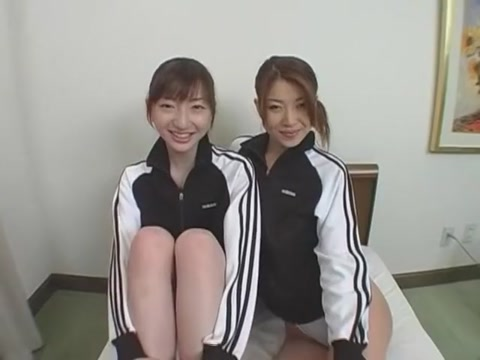 Hottest Japanese girl Riko Tanaka, Airu Kaede in Amazing Threesomes, POV JAV movie gay old doctor porn