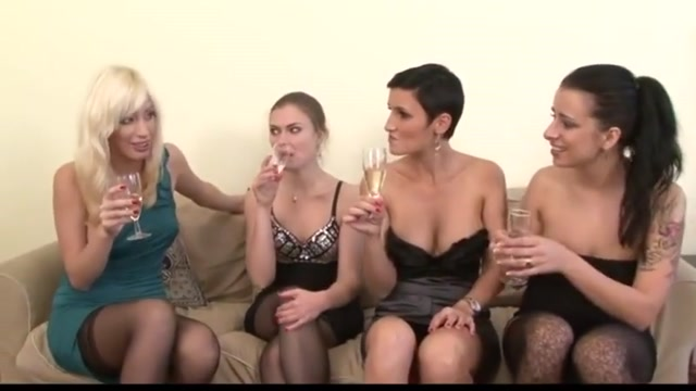 Lesbians orgy Short girls with small tits naked