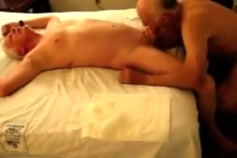 Two mature older men having sex with each other hottest milf deepthroat ever