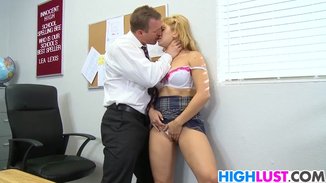 Schoolgirl Lea Lexis Gets All The Attention korean girls go fuck