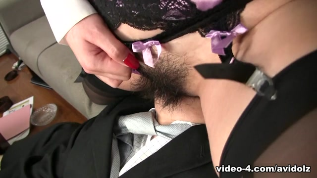 Tsubaki in Office babe Tsubaki uses up a colleague at work - AviDolz Made in brazil models naked
