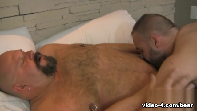 Mathias Cubst and Davey Bear - BearFilms Asian girlfriend porn video
