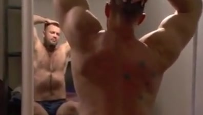 Muscle bear daddy body builder porn star