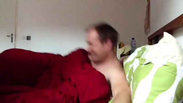 Fucking my slutty thai wife at home