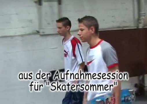 Skater teen Alex and Timo sexy adult photos