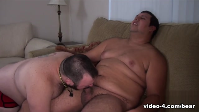 Caleb Delano and Pup Trash - BearFilms big huge naked fat girls