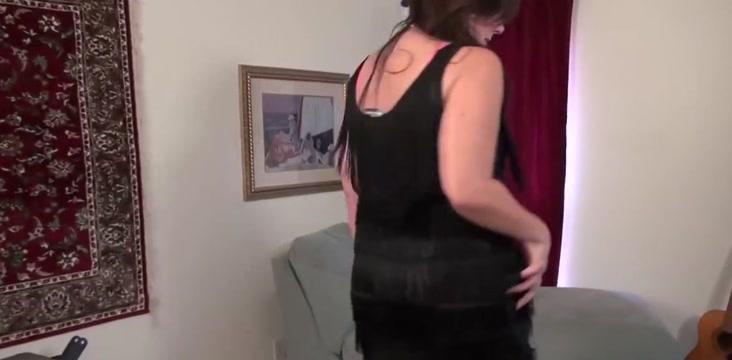 Dylan Jenn Curvy Mature Solo Fingering huge old asian tits
