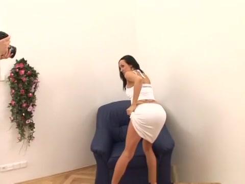 Amazing pornstar in exotic blowjob, masturbation adult clip