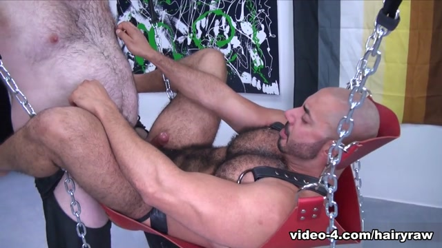 Sling Gang Bang Part 1 - HairyAndRaw Miguel pimentel facebook