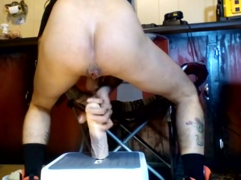 Multiple toys in my extremely huge asshole Free bondage title object object