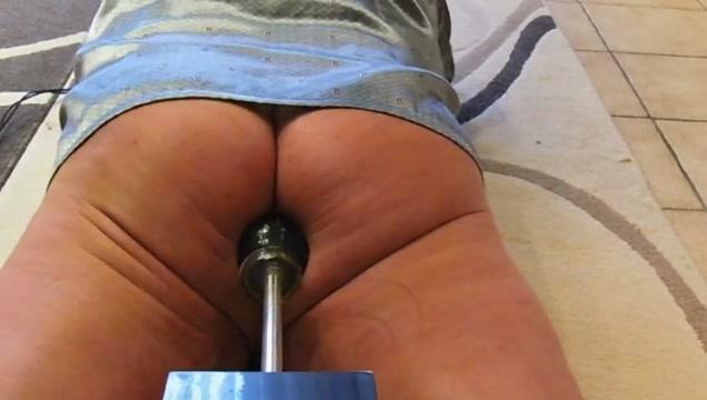 Fickmaschine Naked Man Woman Sex