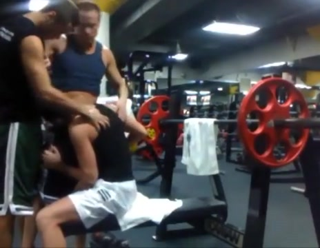 fave gym cam session Hot and sexy asian babes