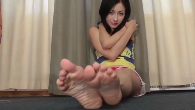 Fabulous amateur Foot Fetish sex scene Famous pornstar faces