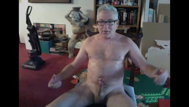 Mature dad with glasses empties his balls ice poseidon aria nina