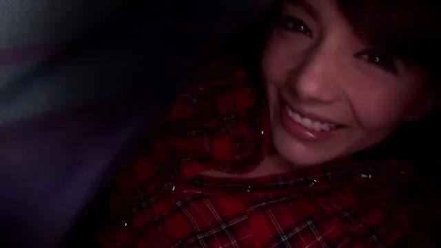 Horny Japanese model Tina Yuzuki in Exotic Blowjob JAV movie