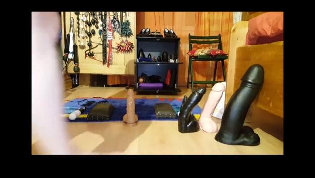 Exotic amateur Dildos/Toys, Slave porn video free live sex tia carrere tube8