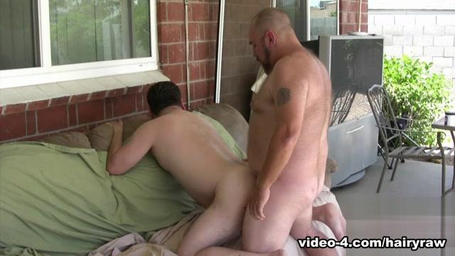 DJ Russo and Chris Rojo - HairyAndRaw Side swinging doors