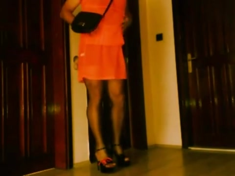 Transvestite ancelina pink dress anal sex Mom Helps Playfellows Daughter Auntie To