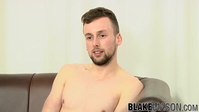 Eden Starr in Eden Starr toys his ass and jerks off his fat rod solo - BlakeMason Black sorority girl naked