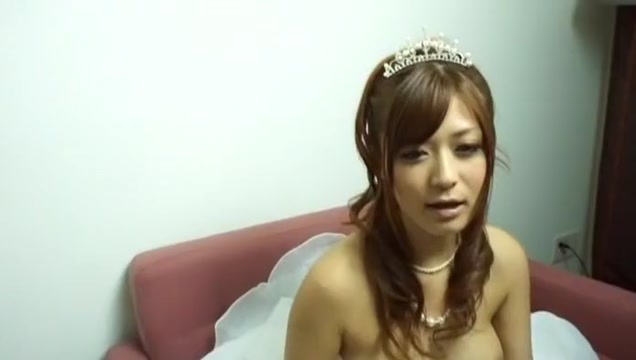 Exotic Japanese slut Haruki Sato in Crazy Fingering JAV clip