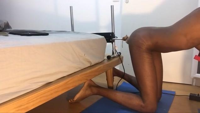 Sex machine 2 1st time blowjob