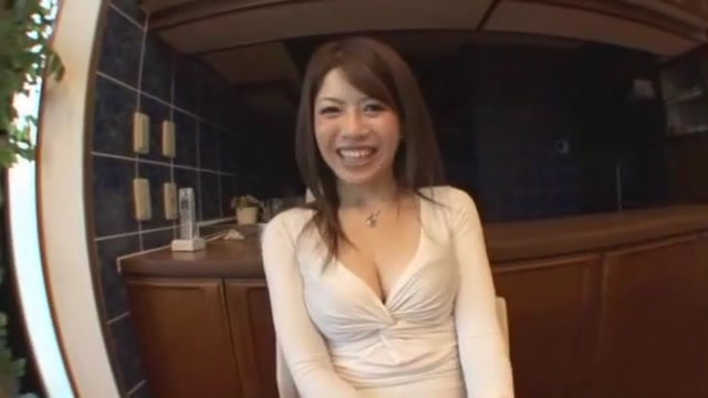 Hottest Japanese model Minami Norika in Crazy POV JAV scene black man gets massage