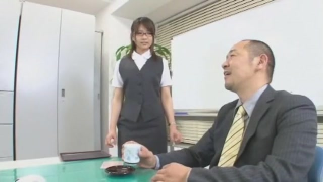 Fabulous Japanese model Ruri Nanasawa in Hottest Cumshots, Office JAV video Glory hole sucking
