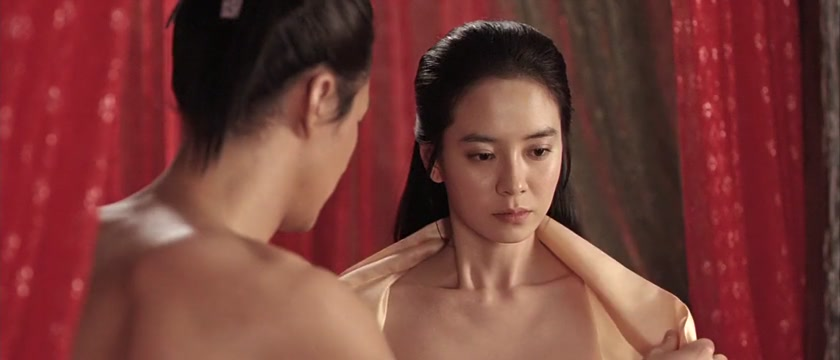 Song Ji Hyo - A Frozen Flower (2008) xart a threesome to remember pornhub