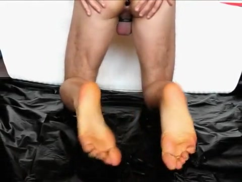 Exotic homemade gay clip with Dildos/Toys, Solo Male scenes Dining with a hot and juicy booty