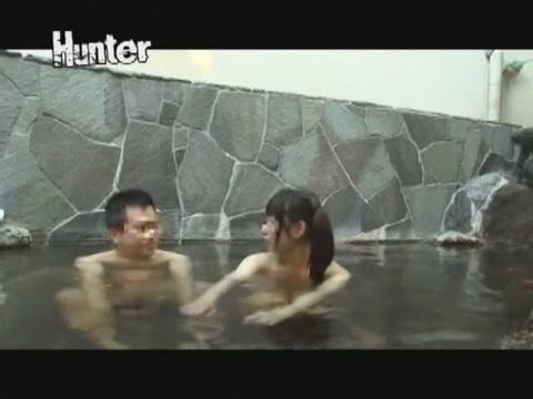 Exotic Japanese whore in Amazing Showers, Outdoor JAV scene