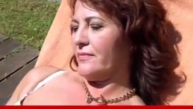 Horny latina mature in white swimsuit fucks junior boy Girls looking for sex in Ituiutaba