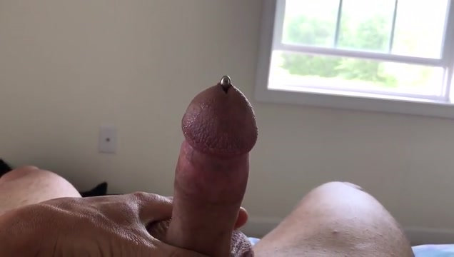 8mm sound fully inserted in my cock until it pops back out Wife First Time At Swinger Party