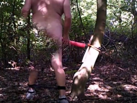 Im Wald am 21.7.17 Seduced by mature woman