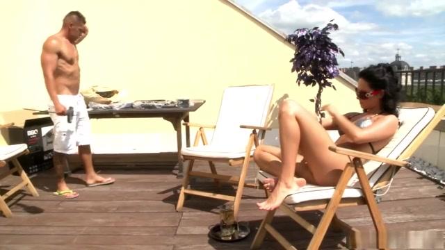 Hottest pornstar Bettina Di Capri in crazy outdoor, brunette sex video