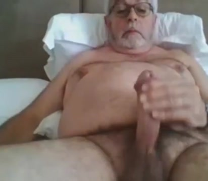 grandpa stroke on webcam 8 Sexy pissing movies