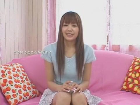 Amazing Japanese whore Hinano Momosaki in Horny Blowjob JAV video