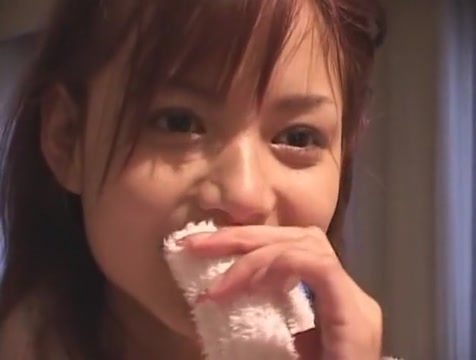 Fabulous Japanese whore Tina Yuzuki in Incredible Lingerie, Blowjob JAV clip she wants to br fucked
