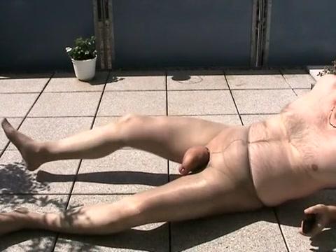 Crazy homemade gay movie with Solo Male, Outdoor scenes nude fellatio