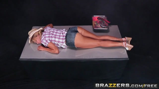 Brazzers - Big Butts Like It Big - Stick It In My Big Country Ass scene starring Nikki Sexx and Danny D