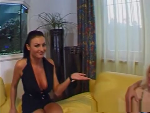 Exotic pornstars Sandra Russo, Laura Angel and Fatima ONeill in amazing lingerie, brunette sex clip black men fuck blonde