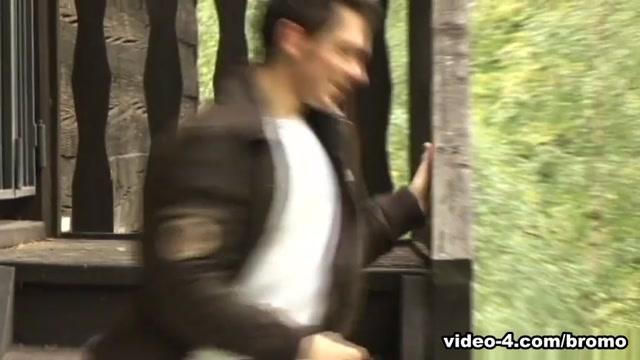 Andreas Mouskouri, Casper Wats in Maxxed Out scene 4 - Bromo Rachel bukkake fan site