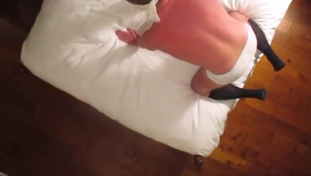 Cheated on wife when on business trip busty maid jerks a dick