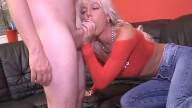 Amazing amateur MILFs, German adult video