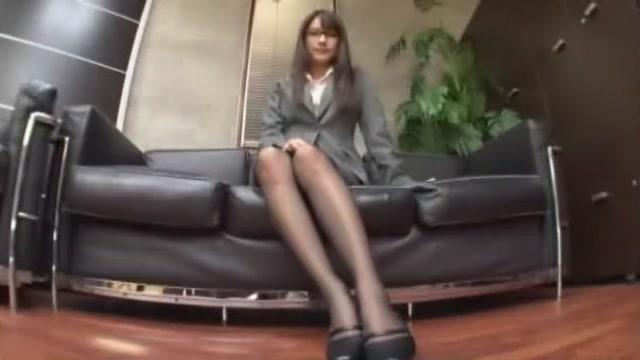 Exotic Japanese model Rui Saotome in Amazing JAV video Big Boooss