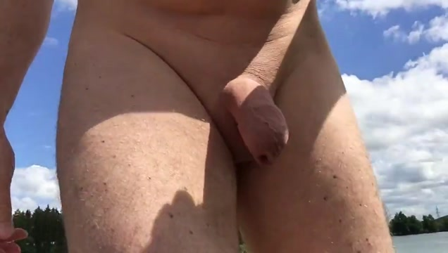 Best amateur gay movie with Outdoor, Beach scenes outdoor belly inflation 1