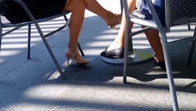 candid two sexy girls legs farest womens sex pitcers
