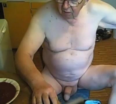 Grandpa stroke on webcam 9 mature men sex porn