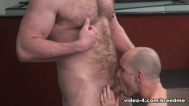 Bryan Knight and Cam Christou - BreedMeRaw Bikini shaved suck cock and facial