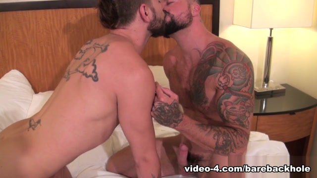 Sean Duran and Lukas Cipriani - BarebackThatHole Speed dating good idea or not